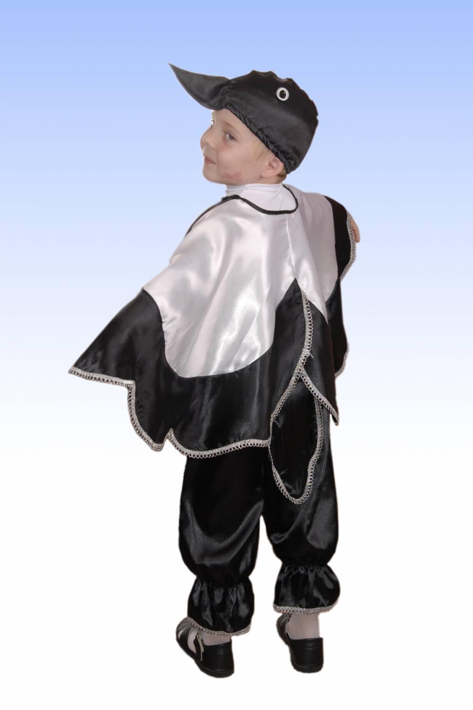 Фото костюма вороны своими руками 490