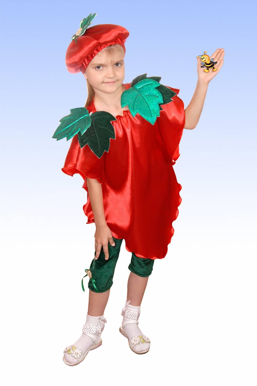 Костюм фрукта или ягоды своими руками 54